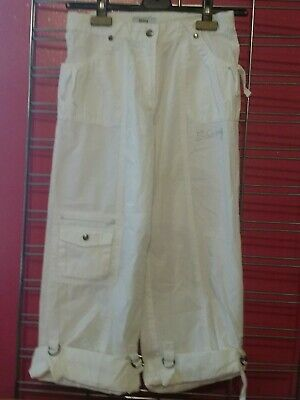 Shinny Superbe Pantacourt Ou Pantalon Fille T 12 Ans Excel Etat