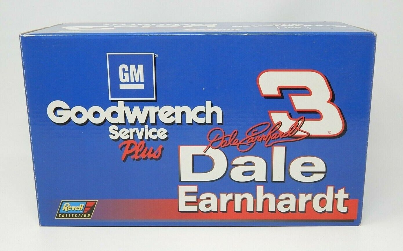 Revell Collection Gm Goodwrench Dale Earnhardt 1999