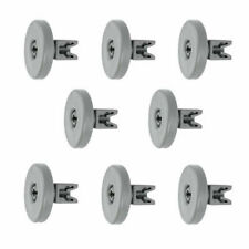 Genuine SMEG cestello INFERIORE LAVASTOVIGLIE Rack RUNNER ruota di scorta 767410200