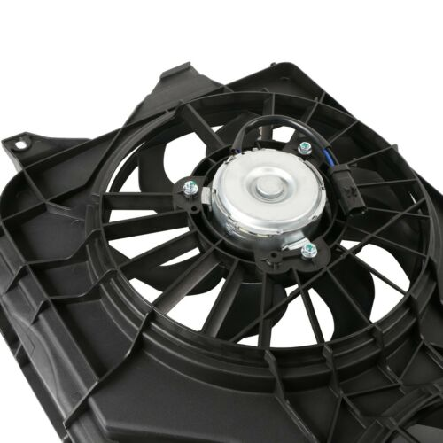 Radiator Cooling Fan Assembly For 05-07 Chrysler Town /& Country Dodge Caravan