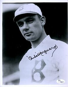 Rube-Marquard-Signed-Jsa-Certed-8x10-Photo-Authentic-Autograph