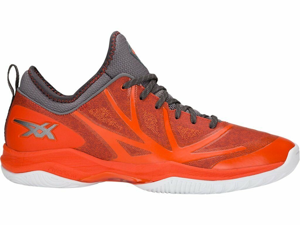 Asics Glide Nova FF Koi Red Grey Men Basketball shoes 1061A003-800