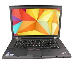 Lenovo THINKPAD W530 Core i7-3740QM 8Gb RAM 180GB SSD 1600 x 900 Win10