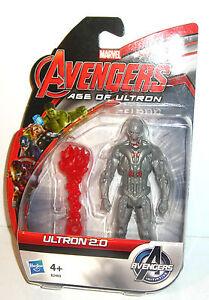 Marvel-Avengers-Edad-Of-Ultron-2-0-Figura-de-Accion-Hasbro-ca-10cm-Nuevo-KB