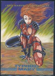1993-Marvel-Masterpieces-Trading-Card-68-Typhoid-Mary