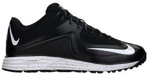 Nike-Lunar-MVP-Pregame-2-Black-White-Size-12-5-New-In-Box