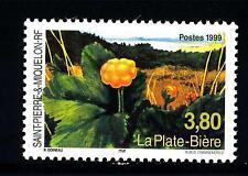 ST. PIERRE E MIQUELON - 1999 - Flora.