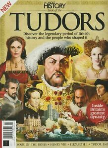FUTURE MAGAZINE #10 2021, ALL ABOUT HISTORY, BOOK OF THE TUDORS