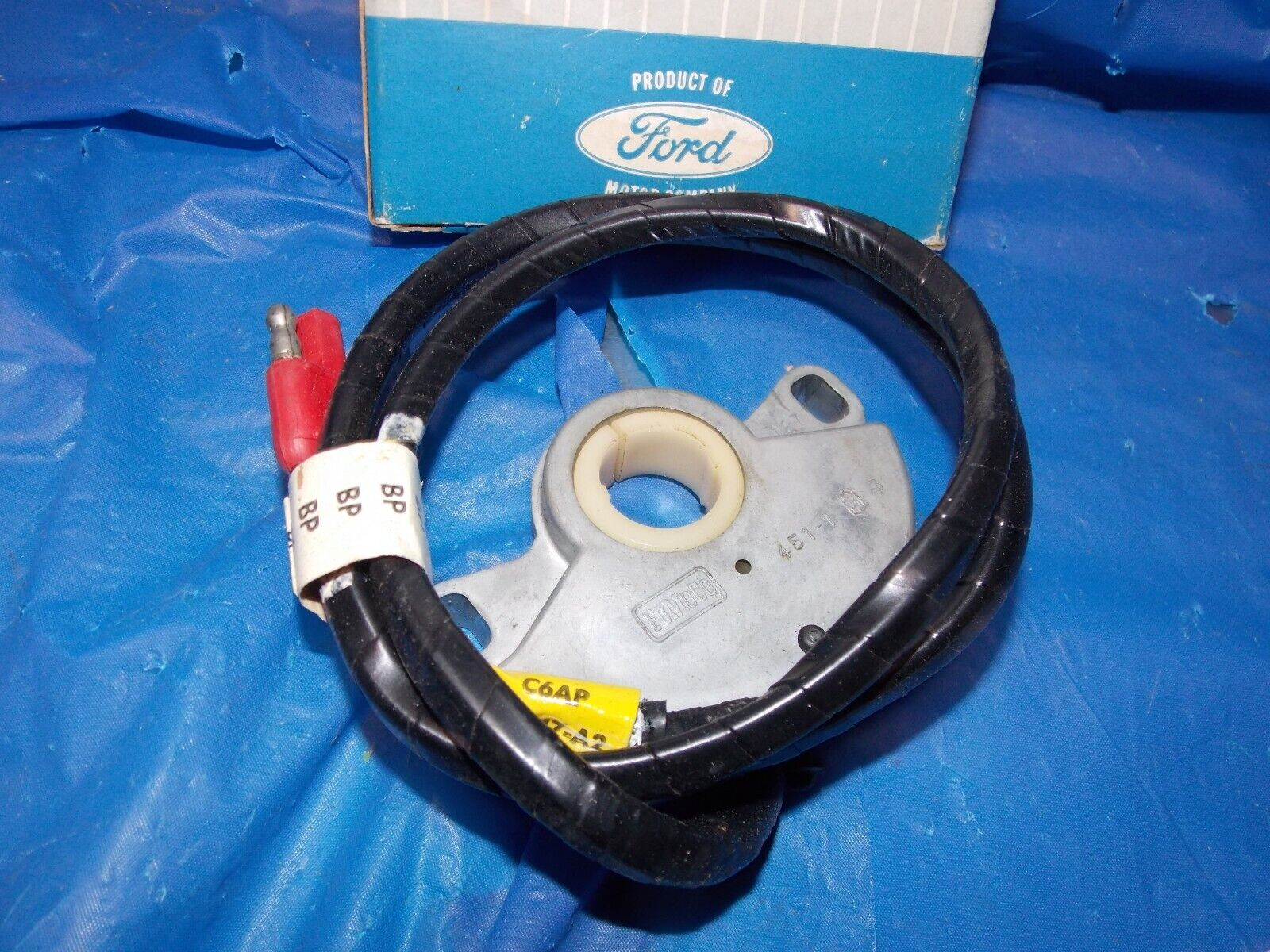 Wells A04796 Neutral Safety Switch