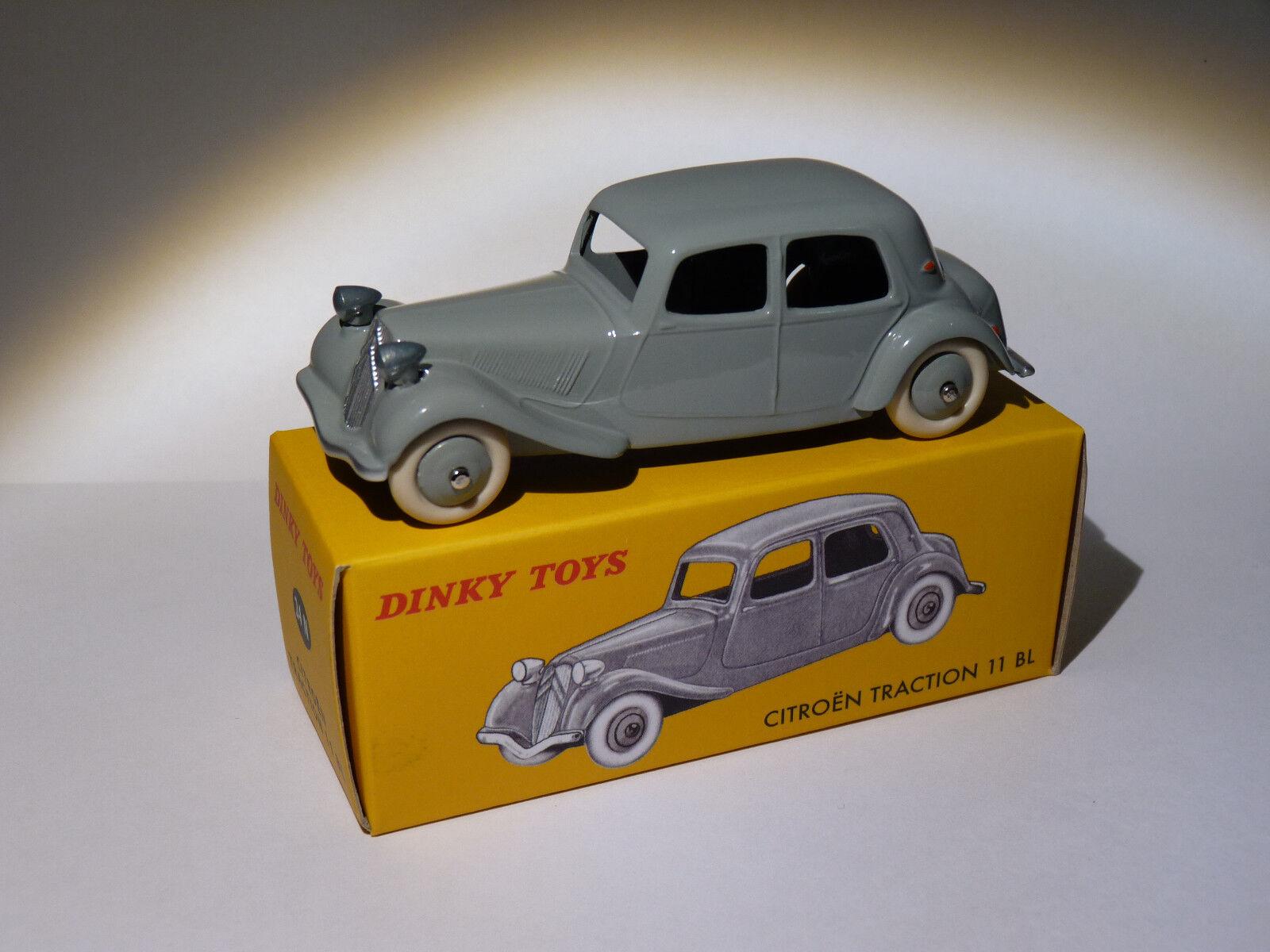 Rara Citroen Trazione Bl  Ref 24N Edizione Natale 2010 a 143 di Dinky giocattoli