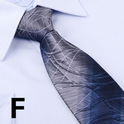 Business Classic Silk Pin Dot Necktie Office Wedding Trendy Party Tie For Men CA