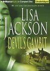 Devil's Gambit by Lisa Jackson (CD-Audio, 2011)