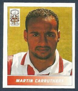 Panini Football League 1996 265 Stoke City Aston Villa Martin