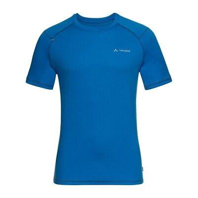 Prezzo Più Basso Con Vaude Hallett Shirt Funktionsshirt Blau Prezzo Ragionevole