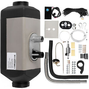 2KW 12V Air Heating Parking Heater Air Diesel Heater For Motorhome Car Auto CA