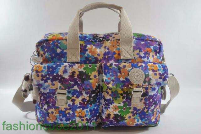 New Kipling Baby Nursery Bag With Changing Pad Tm3421 067 Fl Dream Print