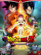 DRAGON BALL Z - LA RESURREZIONE DI F  3D   BLU-RAY 3D