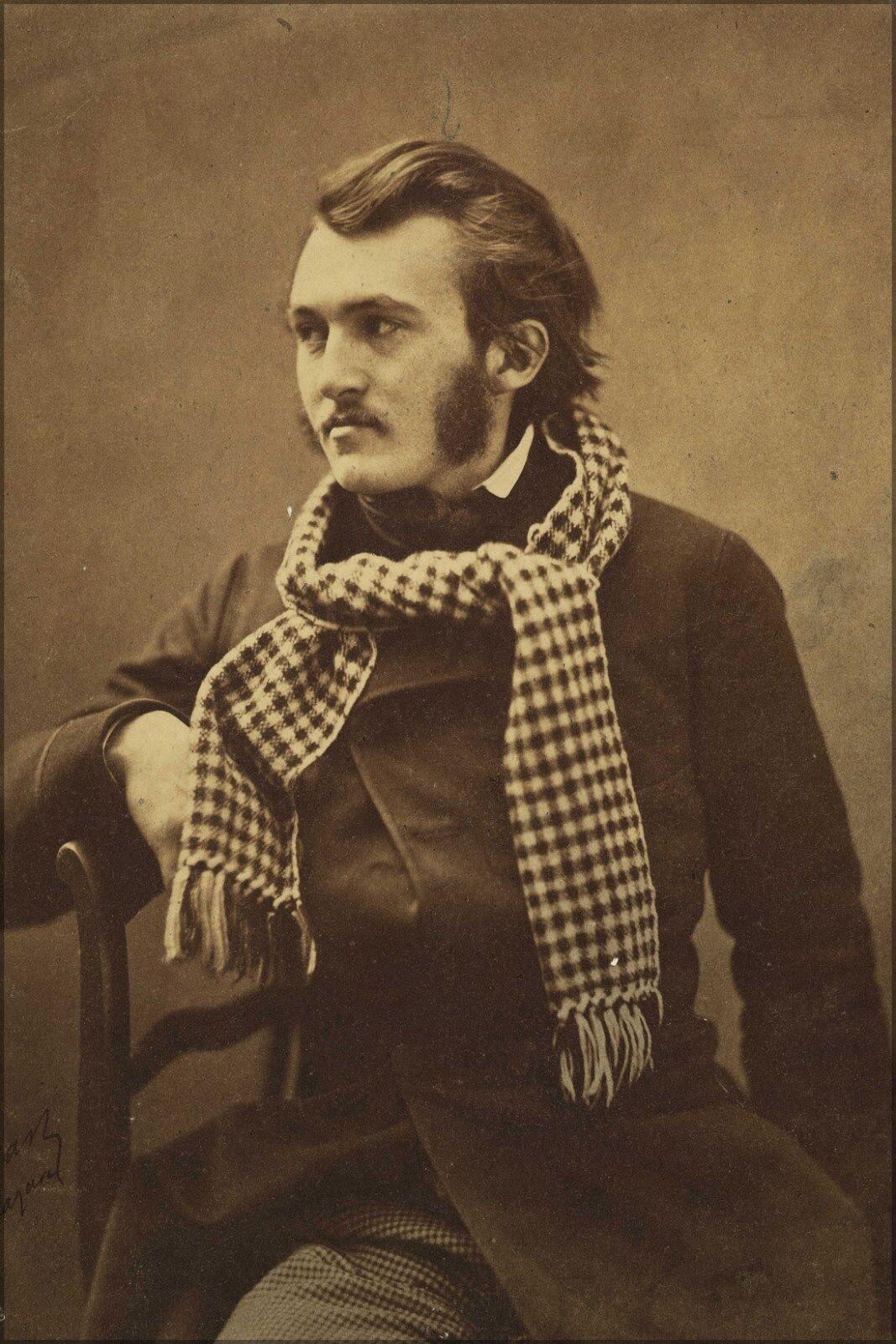 Poster, Many Größes; Paul Gustave Dore By Felix Nadar 1855-1859