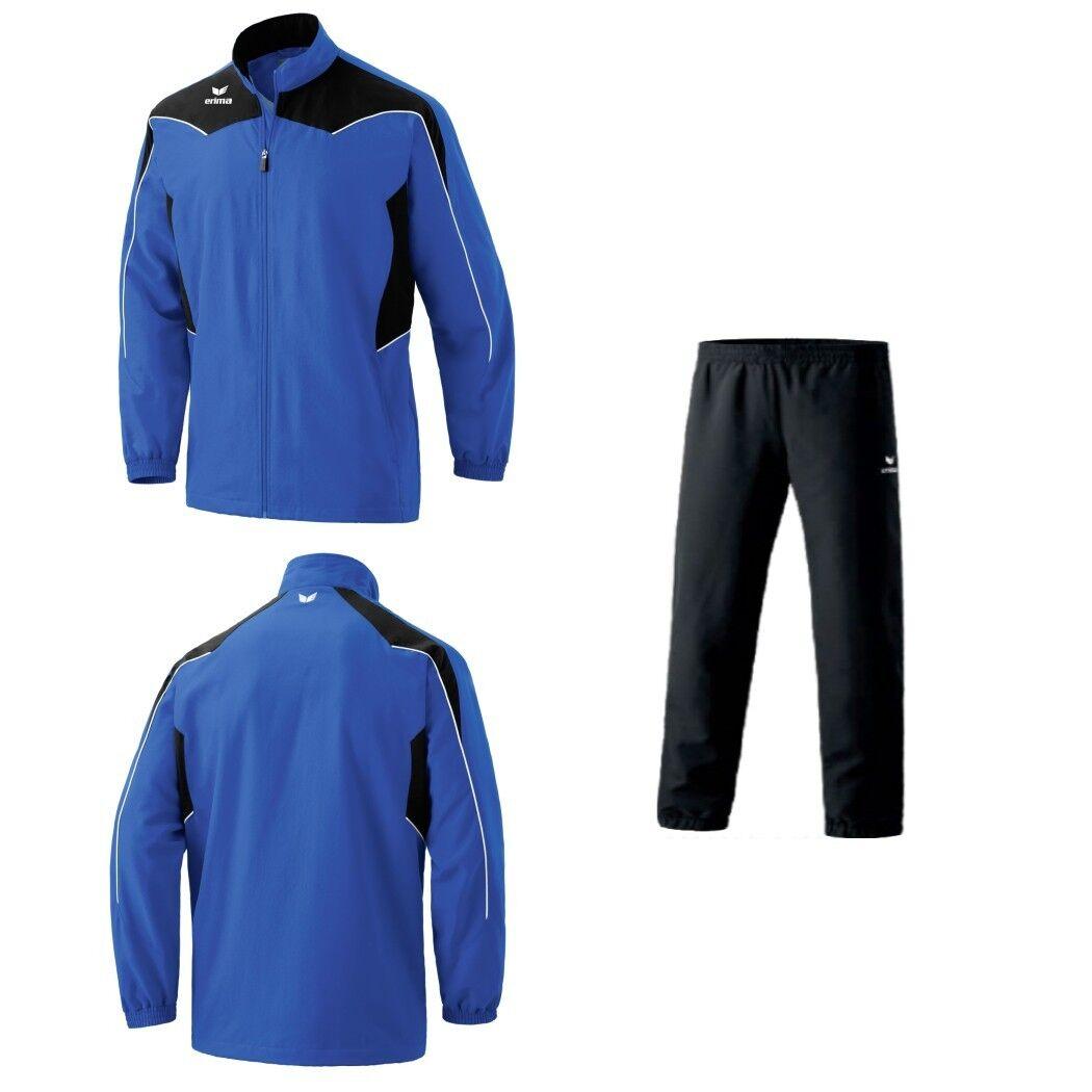 Erima Erima Erima Shooter Herren Sportanzug Jogginganzug Präsentationsanzug schwarz rot blau b95734
