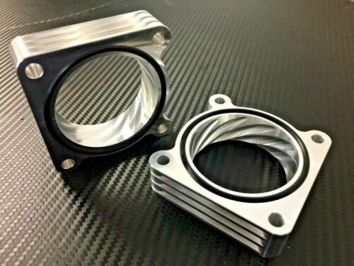 Dual Throttle Body Spacer for Infiniti Q40 Q50 QX50 Q60 Q70 QX70 VQ37VHR VQ35HR