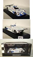Minichamps 1/43 BMW V12 LM 24h Le Mans 1999 Team Go OVP #7041