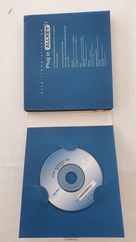 Allnet, ekstern, 2000 GB