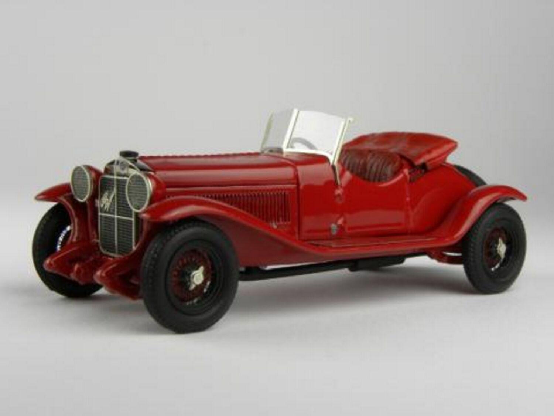 Alfa Romeo 6C 1500 Super Sport 1928 - Hand Built Autodelta43 Models 1 43