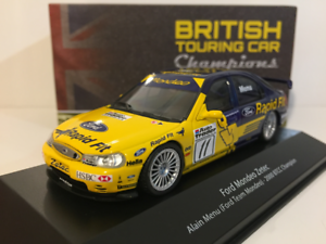 Ford-Mondeo-Zetec-ALAIN-Menu-2000-BTCC-Campeon-1-43-Escala