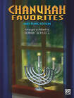 Chanukah Favorites by Alfred Music (Paperback / softback, 1999)