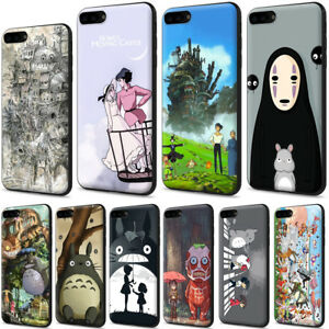 spirited away iphone xs case