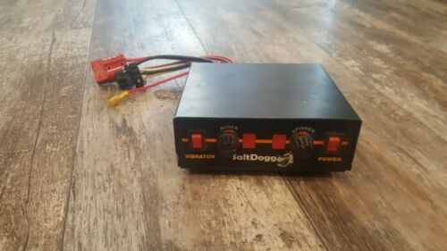 salt dogg controller for V box 1.5 buyers product 2 and 3 yard spreader