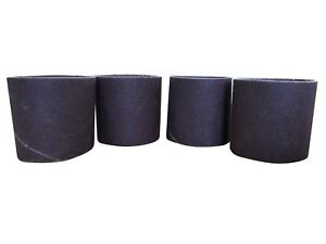 Pack of 20 1//2 60G Alum Oxspiral Abrasive Band 3M