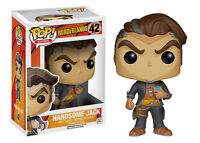 Funko Pop Games Borderlands Handsome Jack Vinyl Action Figure Collectible Toy 42 on sale