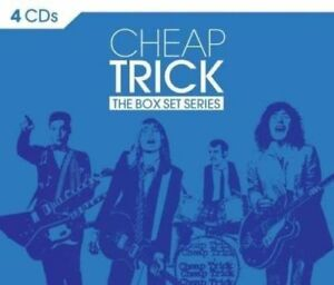 Cheap-Trick-The-Boxset-Series-New-amp-Sealed-4-CDs