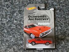 HOT WHEELS JAMES BOND 64th series 2015 - Diamonds Are Forever - '71 Mustang