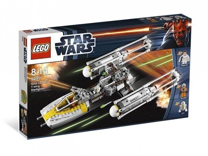 Lego ® Star Wars ™ 9495 oro leader's y-Wing Starfighter ™ nuevo embalaje original (B-Ware)