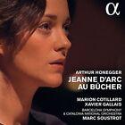 Honegger Jeanne Darc AU Bucher Marion Cotillard Audio CD