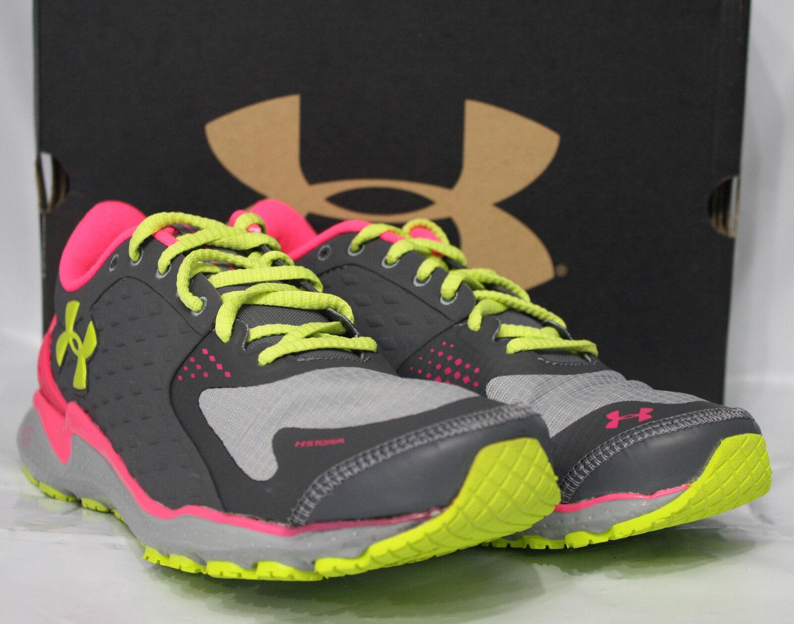 Damenschuhe G Under Armour Micro G Damenschuhe Defy Storm Running Schuhe-1236971-019 8df209