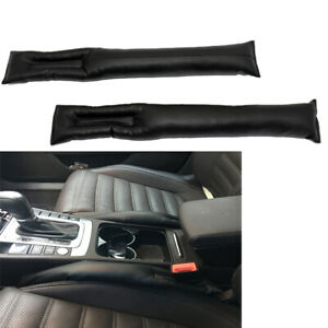 2Pcs-Car-Leather-Seat-Gap-Filler-Soft-Pad-For-BMW-1-3-4-5-7-Series-X1-X3-X5-X6