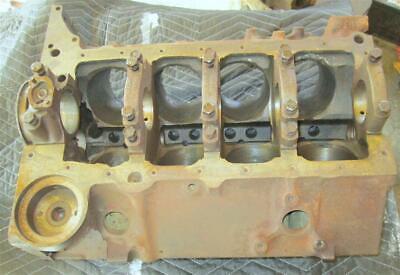 1969 Chevy 4 Bolt Main Block 3970010 I 26 9 Camaro Chevelle Corvette 302  327 350   eBay