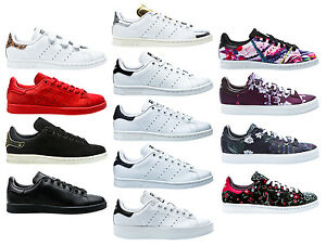 Image is loading Adidas-Stan-Smith-Bold-w-Vulc-Women-Sneaker-