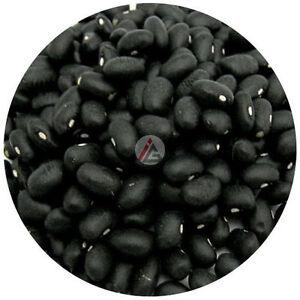 Dried Black Turtle Beans - 1Kg