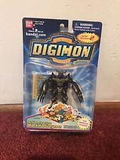 Digimon Black WarGreymon Action Feature Bandai Rare