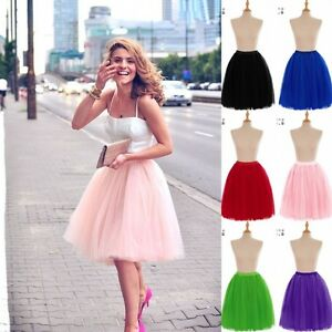 6a06dae2dd 5 layers lace Maxi Long Tulle Skirt Celebrity Skirts womens Adult ...