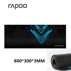 Lock Edge 3mm RAPOO Big Mouse Pad Anti-Slip Gaming Mice Table Mat 800 300