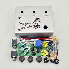 DIY Klon Centaur Overdrive pedal All Kit With 1590BB Box klon centaur PCB
