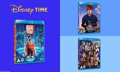 Disney 2 Blu-rays For £15