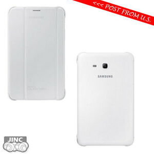 Details about GENUINE ORIGINAL Samsung SM-T110 Galaxy Tab 3 Tab3 7 0 Lite  Book Case Cover