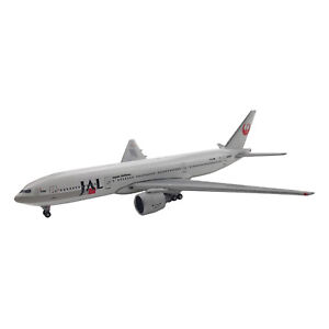 1:400 16cm Japan Airlines Métal Modèle D'avion Avion Jouet Simulation Avion