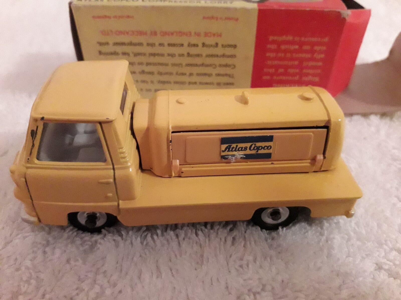 Dinky 436 Atlas Copco compressor lorry